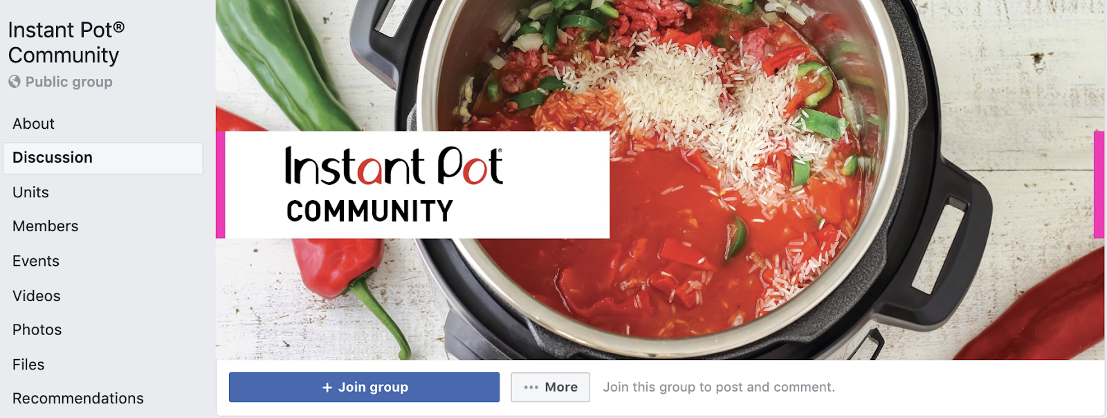 best-facebook-groups-examples
