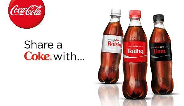 example of ecommerce marketing ugc campaign by coke
