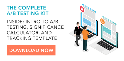 Learn how to run effective A/B experimentation in 2018 here.