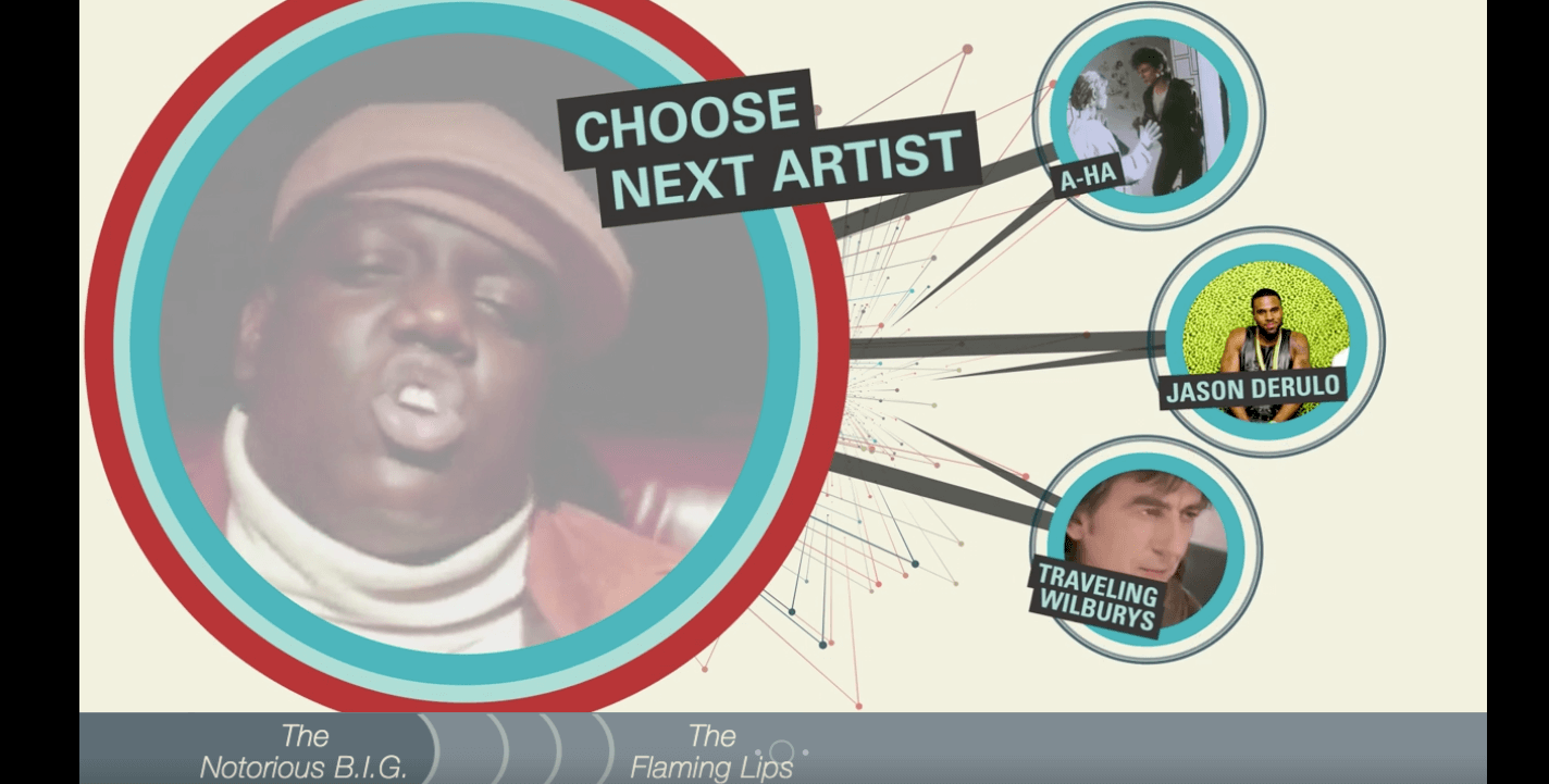 Interactive Music Experience | Clash Up by Eko