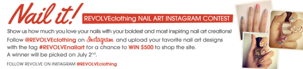 Instagram Nail Contest