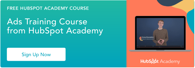 ads online course