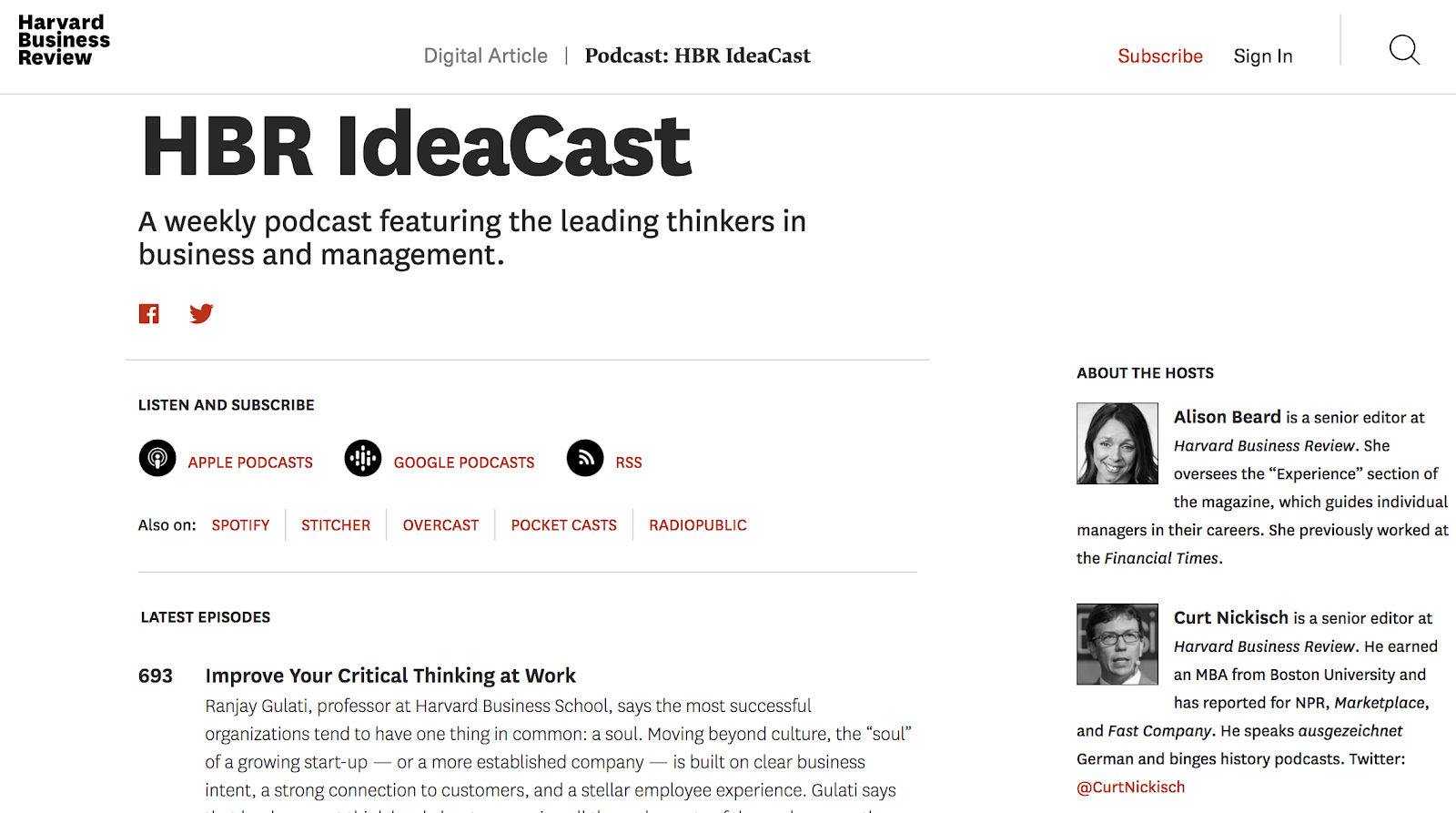 podcast-content-marketing-example
