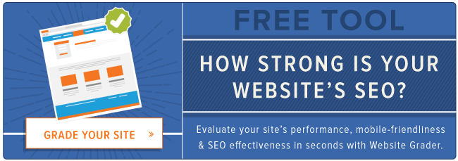 evaluate your website's SEO for free