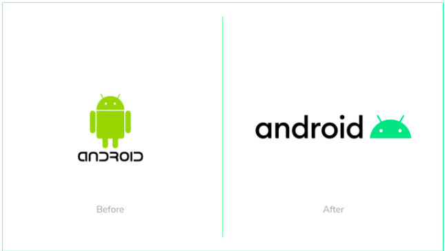 The Android rebrand of 2019