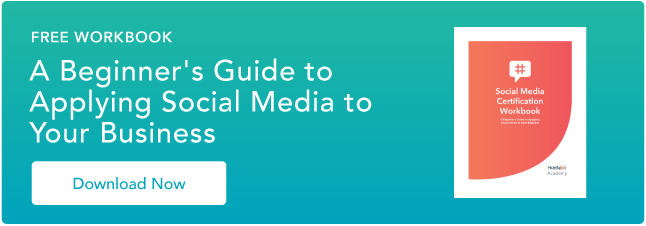 Click here to sharpen your skills with the help of our social media workbook.
