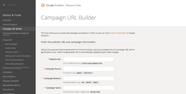 google ads set up utm codes google campaign url builder