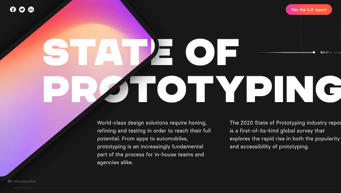 The State of Design Systems and Prototyping 2020