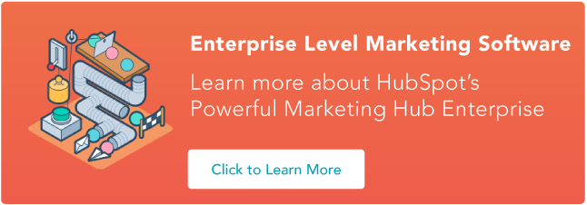 enterprise marketing software