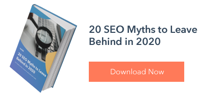 SEO Myths to Leave Behind